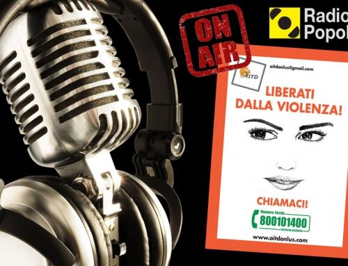 AITD è on air su Radio Popolare